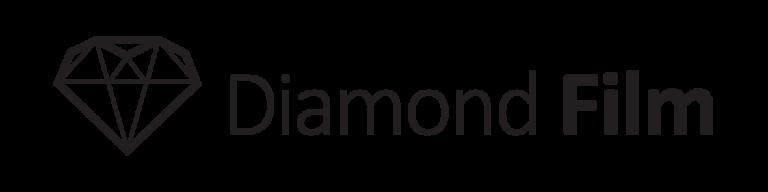 Diamond Film logo black