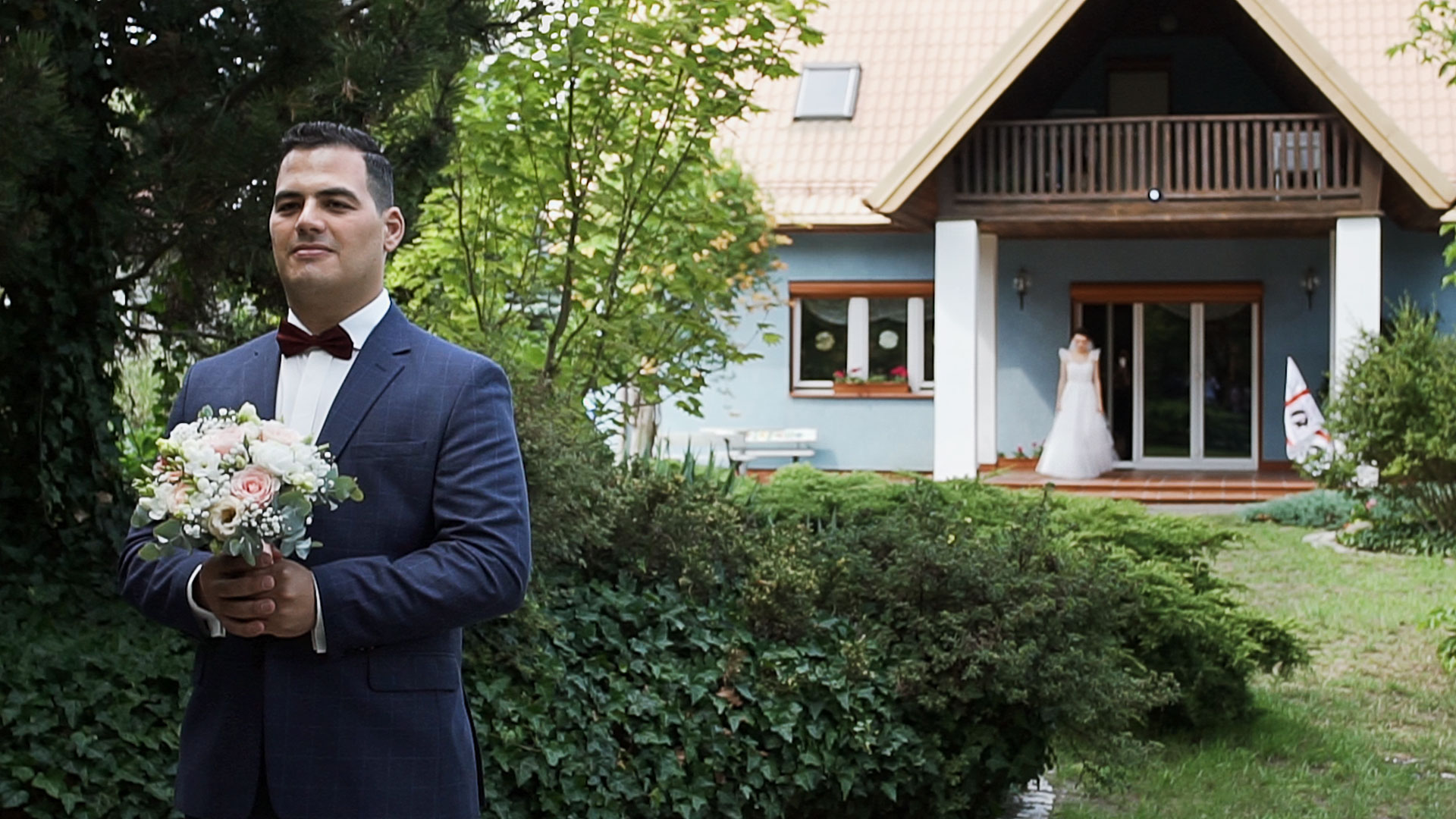 Weronika iSalvatore film ślubny